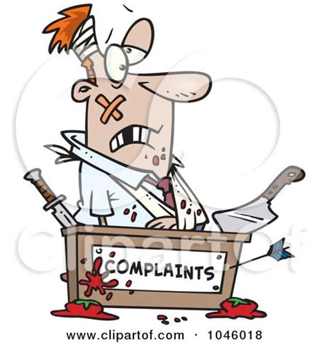 Complaint Letter to the Boss - Free Sample Letters